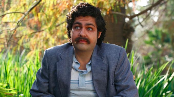 5. Hvilken rolle spiller Vince Chase fra 'Entourage' i sit hjertebarnsprojekt 'Medellín'?
