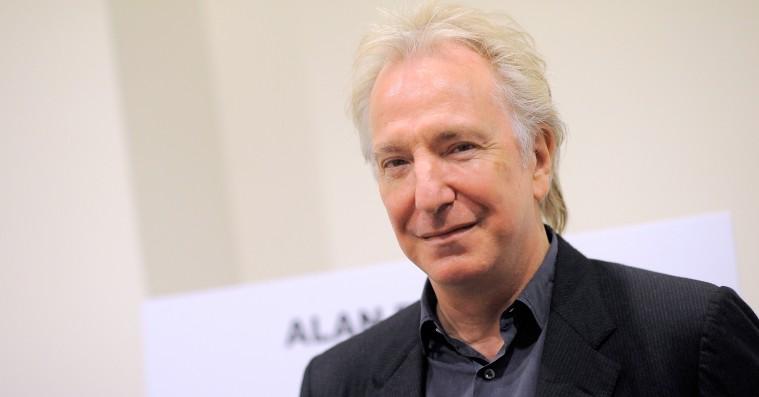 Nye breve afslører Alan Rickmans frustrationer over rollen som Snape i 'Harry Potter'-filmene