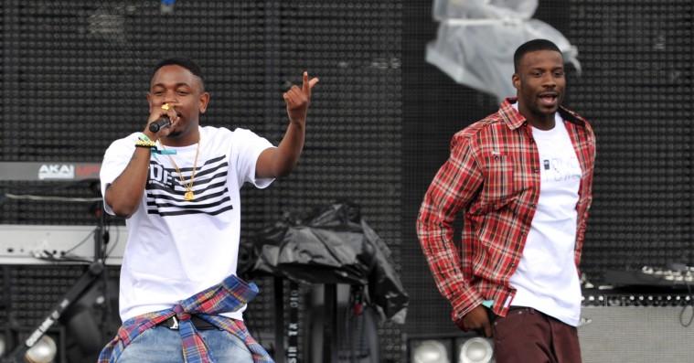 Jay Rocks nye sang 'Win' har en overflod af ad-libs fra Kendrick Lamar