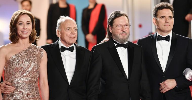 'The House That Jack Built' sender chokbølger igennem Cannes: Stående ovationer og masseudvandringer fra biografen