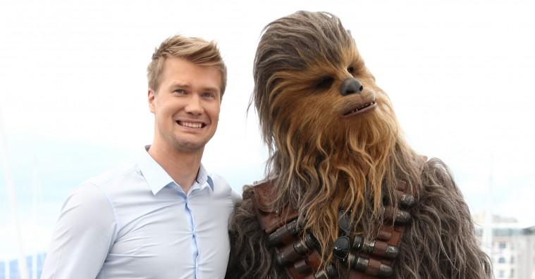 Joonas Suotamo er den nye Chewbacca: »Jeg var på en uge lang Wookiee-bootcamp med Peter Mayhew«