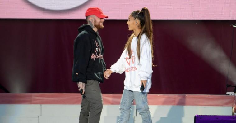Ariana Grande og Mac Miller har slået op