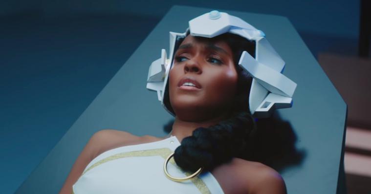 Sci-fi-universet i Janelle Monáes 'Dirty Computer'-film løfter hendes fortælling til et nyt niveau