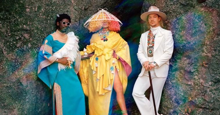 Labrinth, Sia og Diplo skaber et gennemført popunivers på debutalbummet som LSD