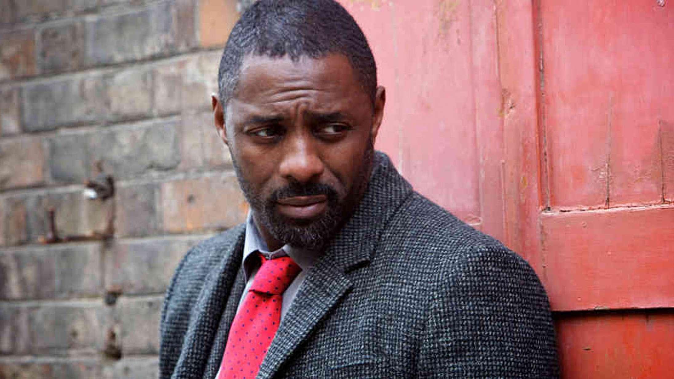 BBC's diversitetschef: 'Luther' var ikke autentisk, fordi han ikke har nogen sorte venner