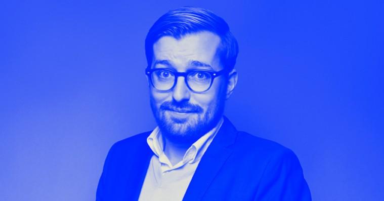 Rasmus Bruun i Punchline #1: »Det var ikke det smarteste sted at være som barn«