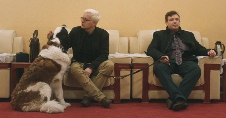 'Sankt Bernhard Syndikatet': Brügger, Cilius og Bruun har lavet en underligt elskelig film