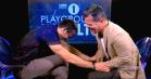 Ryan Reynolds og Josh Brolin sviner hinanden til i 'Playground Insults' – og har svært ved at holde masken