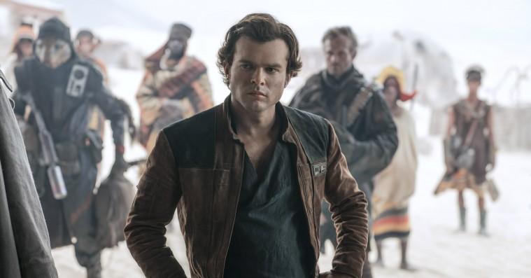 'Solo: A Star Wars Story': Ikke meget spas over Han Solos unge år