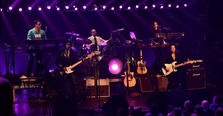 Princes klassiske backingband The Revolution giver koncert i København