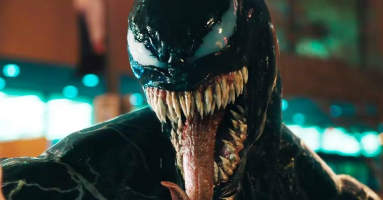 Tom Hardy imiterer Sad Ben Affleck i nyt 'Venom'-interview