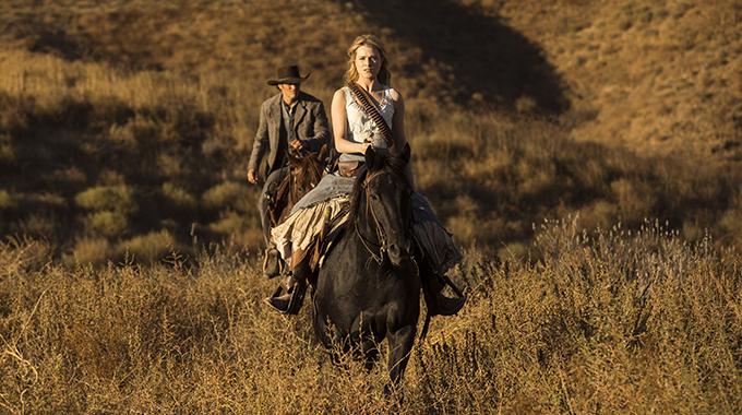 5. Du rider i bjergene, men stien er blokeret af køer. Hvad gør du?