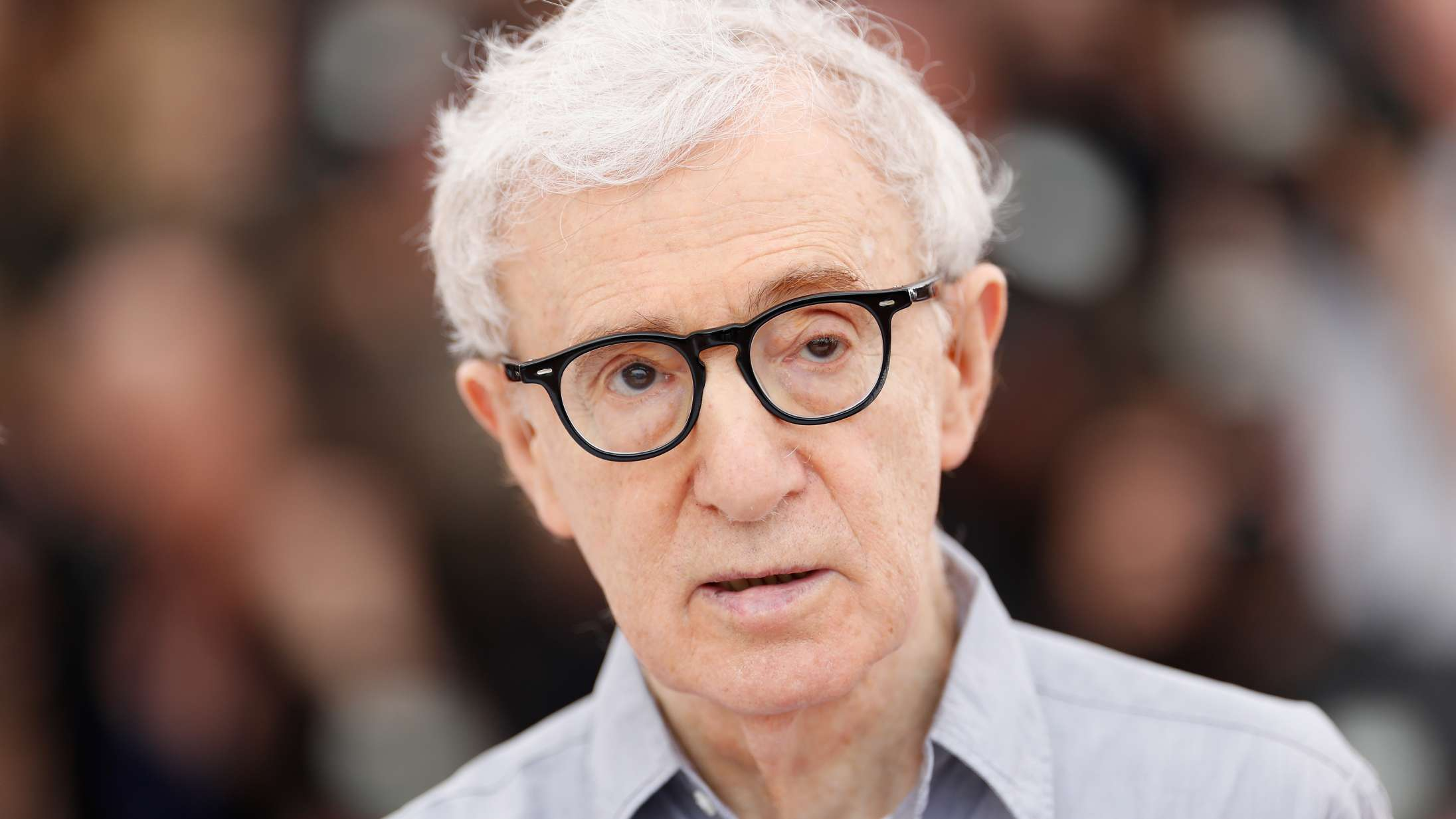 Woody Allen holder filmpause for første gang i et halvt århundrede