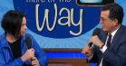 Se Jack White synge reklame-jingler med Stephen Colbert – og spille 'Ice Station Zebra'