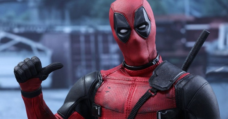 'Deadpool' vil være den uhøjtidelige drengerøv i klassen, men filmens selvpromovering er alt andet