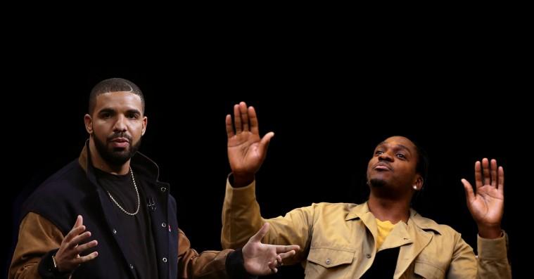 Pusha-T vs. Drake kan blive den vildestebeefsiden Jay-Z og Nas – der er faktisk flere paralleller