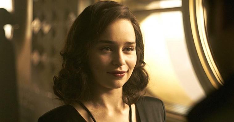 Emilia Clarke teaser for 'Game of Thrones'-skabernes 'Star Wars'-projekt