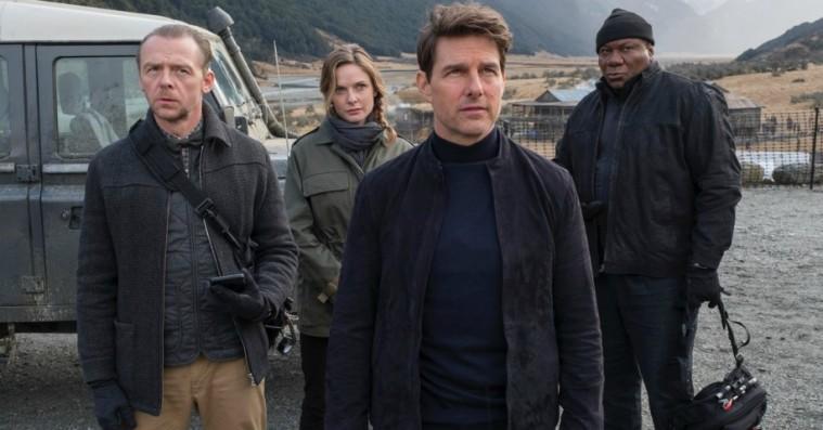 Amerikanske kritikere i ekstase over 'Mission: Impossible – Fallout' – kalder den »et mesterværk« og »batshit crazy«