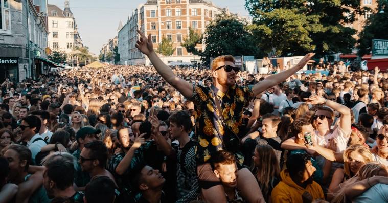 Distortion: Her er de fedeste gadefester på Nørrebro