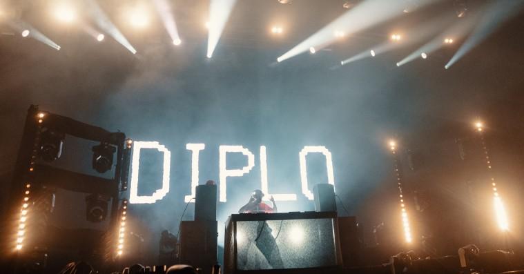 Diplo skabte en af de største fester, NorthSide nogensinde har set