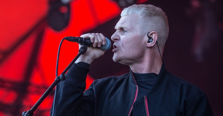 The Minds of 99 osede af nærvær og selvtillid på Roskilde Festival