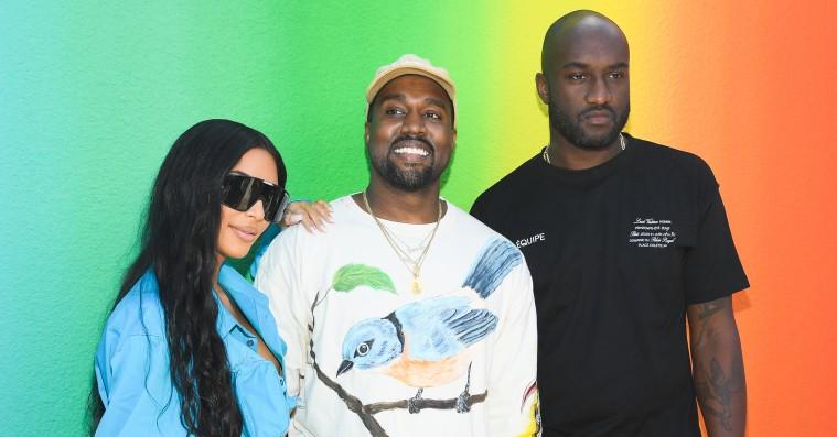 Virgil Abloh skabte historie med sin Louis Vuitton-debut i Paris – fra Kanyes tårer til vennerne på catwalken