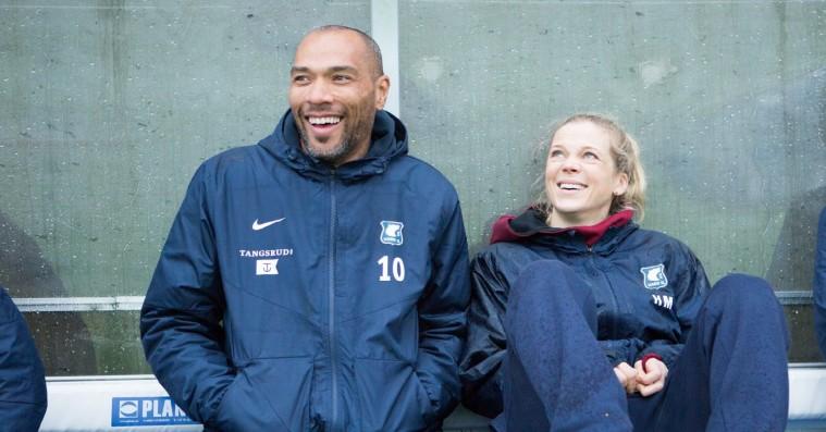 'Hjemmebane': DR-aktuel norsk fodboldserie med kvindeligt fortegn er gribende og underholdende