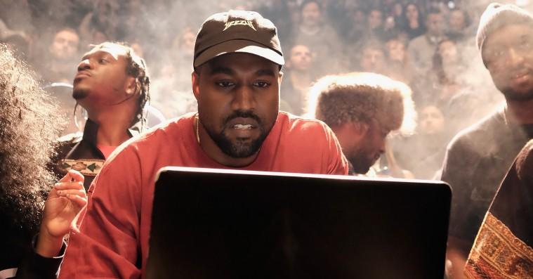 Kanye West springer ud som kreativ direktør for Pornhub Awards