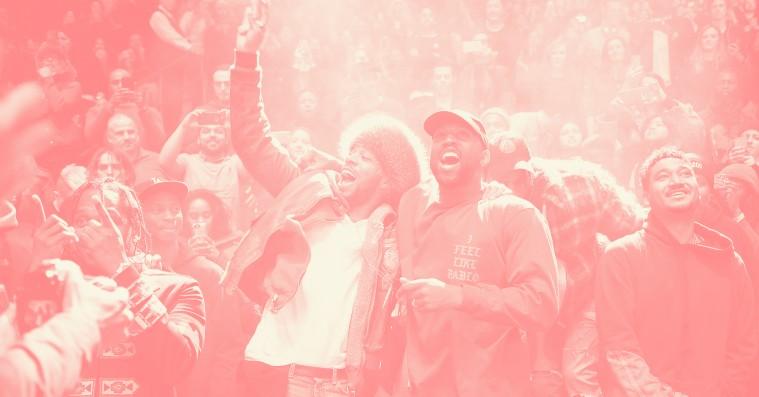 Standard Ekstra: Kanye West og Kid Cudi kæmper mod de indre dæmoner på 'Kids See Ghosts'