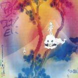 Engle og dæmoner synger om kap på Kanye West og Kid Cudis terapeutiske 'Kids See Ghosts' - Kids See Ghosts