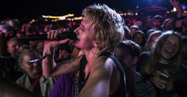 Heartland: Verdenstjernen Mø triumferede på hjemmebanen