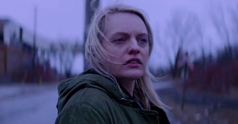 Elisabeth Moss er uovertruffen i ny kraftfuld video for gudesmukt 'Arrival'-nummer