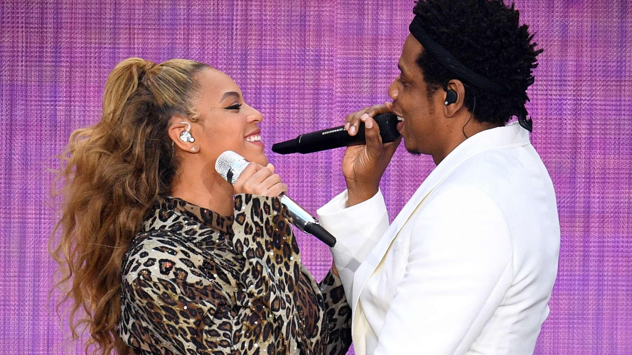 Hvem giver de bedste råd: Jay-Z eller Beyoncé?