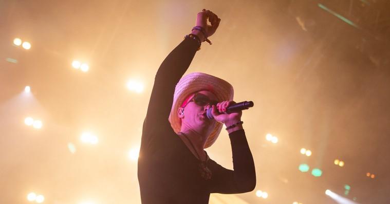 Bisses Roskilde Festival-show var ekstraordinært og ekstravagant