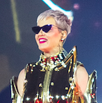 Humørbomben Katy Perry skabte kontrolleret, farvestrålende kaos i Royal Arena