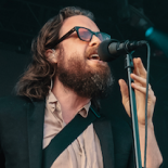 Father John Misty på NorthSide: En klapperslange forklædt som en golden retriever