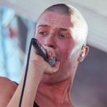 Fraads på Roskilde Festival: På nippet til at blive en seriøs spiller på den danske hiphopscene