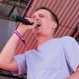 Loke Deph på Roskilde Festival: En lidt for tilbagelænet fest i den klassiske hiphops tegn