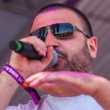 Hiphopgruppen Sigma var på gyngende grund på Roskilde Festival