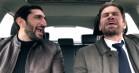 Nikolaj Lie Kaas og Fares Fares i øm duet under 'Journal 64'-optagelserne – se videoen her