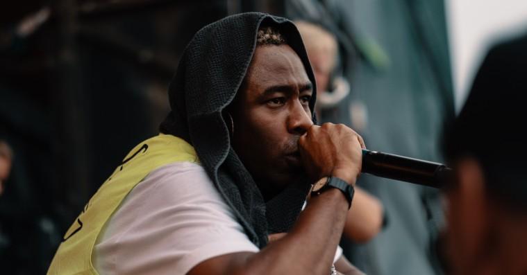 Tyler, The Creator græd til én specifik sang på Kanye Wests 'Ye'-album