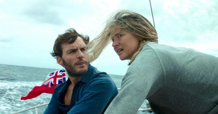 'Adrift': Romancen overskygger overlevelsen i katastrofeeksperts nye film