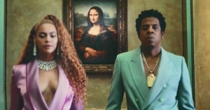 Beyoncé og Jay-Z viste VM-finalen inden 'On the Run II'-show i Paris –se Beys billeder