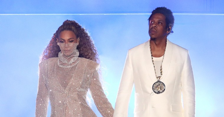 En oversigt over alle dem, The Carters disser på 'Everything Is Love'