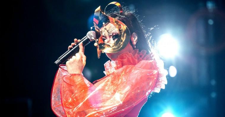 Björk pirkede til Northsides sanser med kærlighedsfyldt totaloplevelse