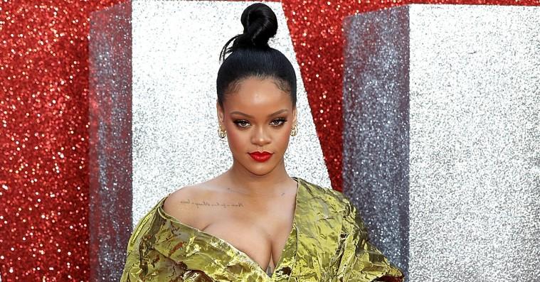 Rihanna kom for sent til 'Ocean's 8'-premiere i London – tog posedame til et nyt niveau
