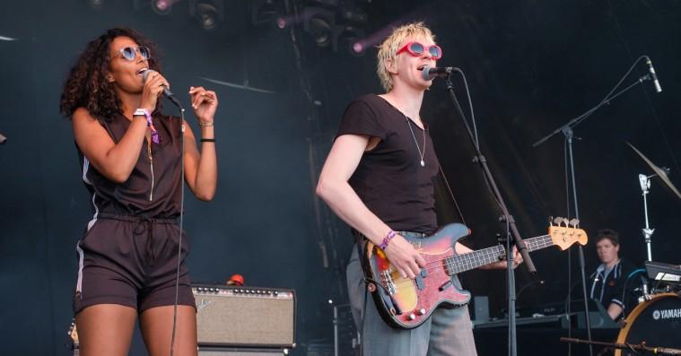 Luster på Roskilde Festival: Ingen slinger i den groovy new wave-vals