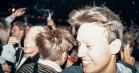 Se billeder: Roskilde-folket festede Danmarks VM-nederlag væk