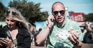 Dagbog fra Wonderfestiwall: God stil, stærke kvinder og bornholmske lækkerier