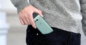 Træt af din gamle telefon? Skift til Sony Xperia XZ2 Compact hos Telenor
